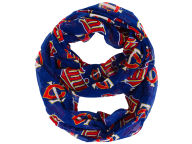 Forever Collectibles All Over Logo Infinity Wrap Scarf Apparel & Accessories