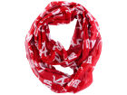 Alabama Crimson Tide Forever Collectibles All Over Logo Infinity Wrap Scarf Apparel & Accessories