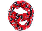 Georgia Bulldogs Forever Collectibles All Over Logo Infinity Wrap Scarf Apparel & Accessories