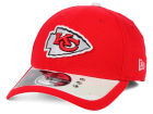 Kansas City Chiefs New Era NFL 2015 On Field 39THIRTY Cap Stretch Fitted Hats