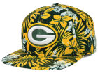 Green Bay Packers New Era NFL Wowie 9FIFTY Snapback Cap Adjustable Hats