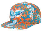 Miami Dolphins New Era NFL Wowie 9FIFTY Snapback Cap Adjustable Hats