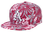 Arkansas Razorbacks New Era NCAA Wowie 9FIFTY Snapback Cap Adjustable Hats