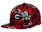 Georgia Bulldogs New Era NCAA Wowie 9FIFTY Snapback Cap Adjustable Hats