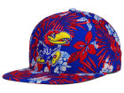Kansas Jayhawks New Era NCAA Wowie 9FIFTY Snapback Cap Adjustable Hats