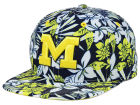 Michigan Wolverines New Era NCAA Wowie 9FIFTY Snapback Cap Adjustable Hats