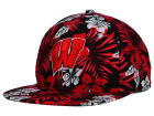 Wisconsin Badgers New Era NCAA Wowie 9FIFTY Snapback Cap Adjustable Hats