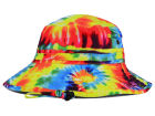 LIDS Private Label PL Rainbow Tye Dyed Boonie Bucket Hats