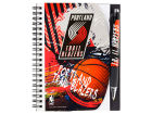 Portland Trail Blazers 5x7 Spiral Notebook And Pen Set Home Office & School Supplies