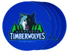 Minnesota Timberwolves 4pk Neoprene Coaster Set Kitchen & Bar