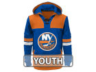 New York Islanders Reebok NHL Youth Offside Poly Fleece Hoodie Hoodies