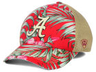 Alabama Crimson Tide Top of the World NCAA Shore Stretch Cap Stretch Fitted Hats