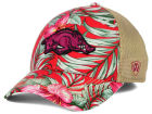 Arkansas Razorbacks Top of the World NCAA Shore Stretch Cap Stretch Fitted Hats
