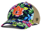 Auburn Tigers Top of the World NCAA Shore Stretch Cap Stretch Fitted Hats