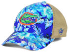 Florida Gators Top of the World NCAA Shore Stretch Cap Stretch Fitted Hats