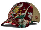 Florida State Seminoles Top of the World NCAA Shore Stretch Cap Stretch Fitted Hats