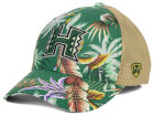 Hawaii Warriors Top of the World NCAA Shore Stretch Cap Stretch Fitted Hats