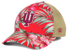 Indiana Hoosiers Top of the World NCAA Shore Stretch Cap Stretch Fitted Hats