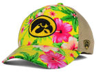 Iowa Hawkeyes Top of the World NCAA Shore Stretch Cap Stretch Fitted Hats