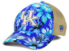 Kentucky Wildcats Top of the World NCAA Shore Stretch Cap Stretch Fitted Hats