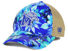 Memphis Tigers Top of the World NCAA Shore Stretch Cap Stretch Fitted Hats