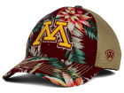 Minnesota Golden Gophers Top of the World NCAA Shore Stretch Cap Stretch Fitted Hats