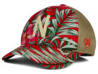 Nebraska Cornhuskers Top of the World NCAA Shore Stretch Cap Stretch Fitted Hats