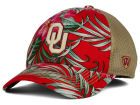 Oklahoma Sooners Top of the World NCAA Shore Stretch Cap Stretch Fitted Hats