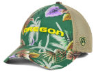 Oregon Ducks Top of the World NCAA Shore Stretch Cap Stretch Fitted Hats