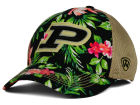 Purdue Boilermakers Top of the World NCAA Shore Stretch Cap Stretch Fitted Hats