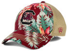 South Carolina Gamecocks Top of the World NCAA Shore Stretch Cap Stretch Fitted Hats