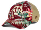Texas A&M Aggies Top of the World NCAA Shore Stretch Cap Stretch Fitted Hats