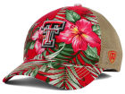 Texas Tech Red Raiders Top of the World NCAA Shore Stretch Cap Stretch Fitted Hats
