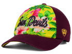 Arizona State Sun Devils Top of the World NCAA Beach Bum Cap Adjustable Hats