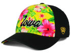 Iowa Hawkeyes Top of the World NCAA Beach Bum Cap Adjustable Hats