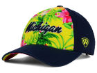 Michigan Wolverines Top of the World NCAA Beach Bum Cap Adjustable Hats