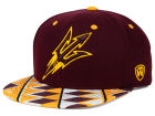 Arizona State Sun Devils Top of the World NCAA Tribe Snapback Cap Adjustable Hats