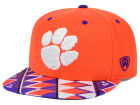 Clemson Tigers Top of the World NCAA Tribe Snapback Cap Adjustable Hats