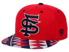 Fresno State Bulldogs Top of the World NCAA Tribe Snapback Cap Adjustable Hats