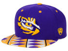 LSU Tigers Top of the World NCAA Tribe Snapback Cap Adjustable Hats