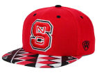 North Carolina State Wolfpack Top of the World NCAA Tribe Snapback Cap Adjustable Hats