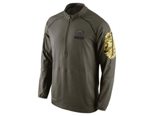 Green Bay Packers Nike Olive Nike Nfl Men S Salute To