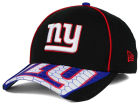 New York Giants New Era NFL Hex Charge 39THIRTY Cap Stretch Fitted Hats