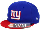 New York Giants New Era NFL Infant My 1st 9FIFTY Snapback Cap Adjustable Hats