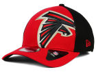 Atlanta Falcons New Era NFL Logo Blimp 39THIRTY Cap Stretch Fitted Hats