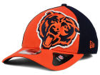 Chicago Bears New Era NFL Logo Blimp 39THIRTY Cap Stretch Fitted Hats