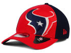 Houston Texans New Era NFL Logo Blimp 39THIRTY Cap Stretch Fitted Hats
