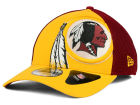 Washington Redskins New Era NFL Logo Blimp 39THIRTY Cap Stretch Fitted Hats