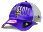 Minnesota Vikings New Era NFL Truck Shine 9FORTY Cap Adjustable Hats