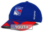 New York Rangers Reebok NHL 2015 Youth Draft Cap Adjustable Hats